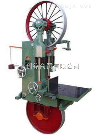 锯木直经 800mm  主电机功率 13kw 机床质量<约> 950kg  本厂