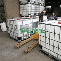 合肥耐撞击的带铁框塑料方桶 生产厂家