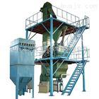 山东龙兴半自动化干粉砂浆设备