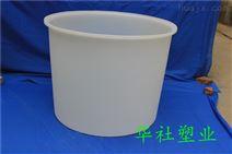 黄山耐撞击的茶叶存放桶 大型塑料圆桶 质量可靠