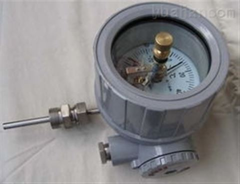 防爆电接点双金属温度计WSSX-482B