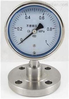 YP-150膜片压力表