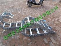 钻机桥式机床穿线工程钢铝拖链优质供应商