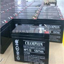 *蓄电池NP7-12 免维护铅酸蓄电池12V7AH