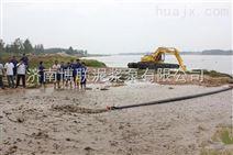 河底清淤工程必备挖机绞吸泥浆泵