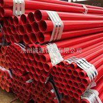 环保资讯&环氧树脂粉末涂塑螺旋钢管诚源管道工厂
