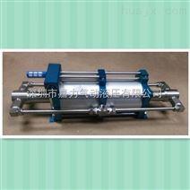深圳嘉力2JLT双头双驱动大流量气驱液压泵