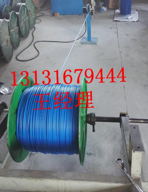 电伴热电缆与电源线末端之间的接线盒同样用铝箔