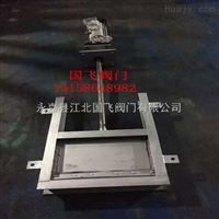 气动闸门型号+不锈钢闸门