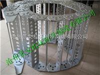 机床电缆穿线工程钢铝拖链批发