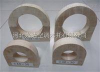 樟树市保冷管道木托,空调木托生产厂家