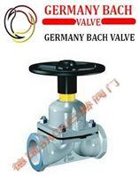 进口丝扣隔膜阀|-德国Bach品牌